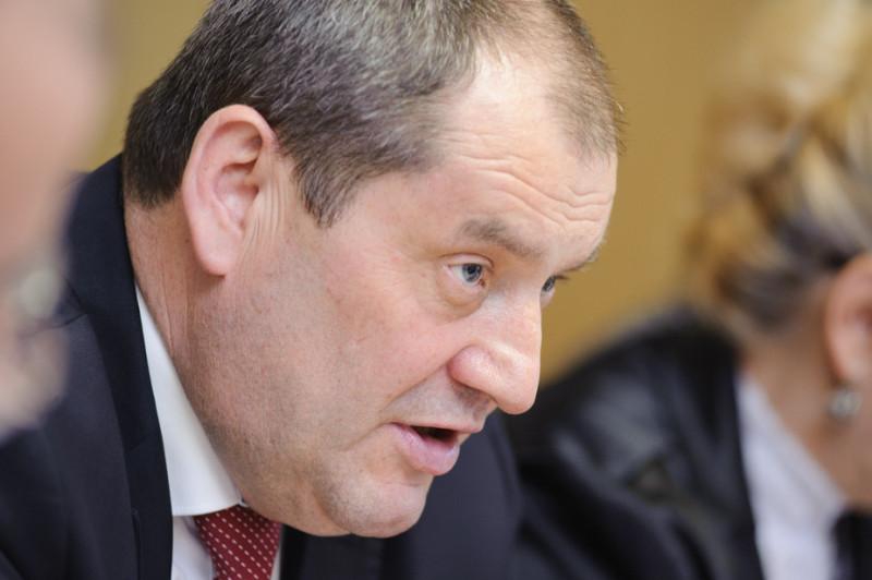 Бывший министр внутренних дел Коми Виктор Половников