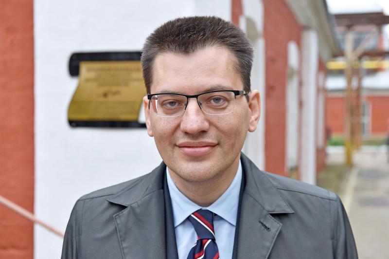 Первый вице-премьер правительства Пермского края Михаил Сюткин