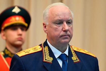 Александр Бастрыкин    Фото: Рамиль Ситдиков / РИА Новости