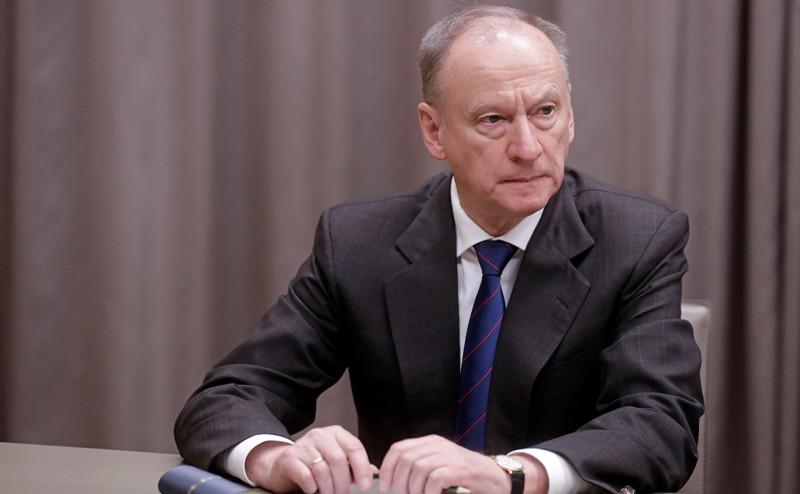 Николай Патрушев (Фото: Михаил Метцель / ТАСС)