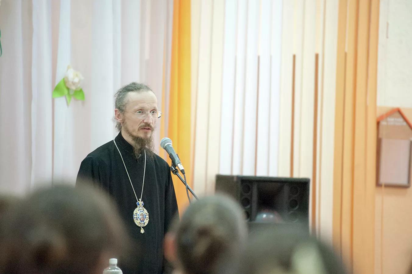 Епископ Борисовский и Марьингорский Вениамин.    CC BY-SA 4.0 / Яна Седова /