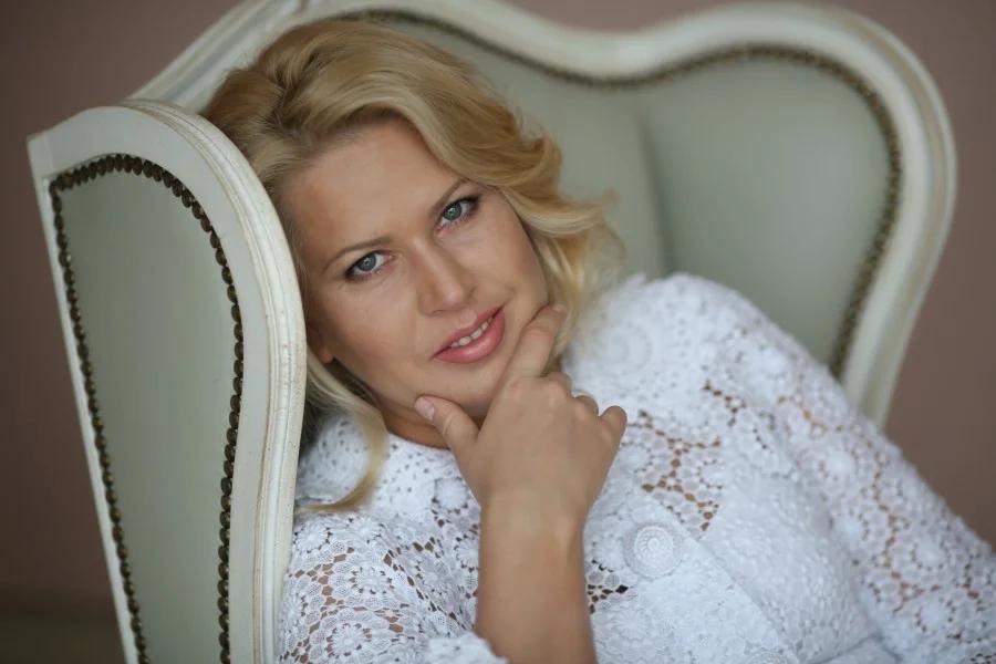 Бывшая осужденная Васильева полна творческих сил и планов.