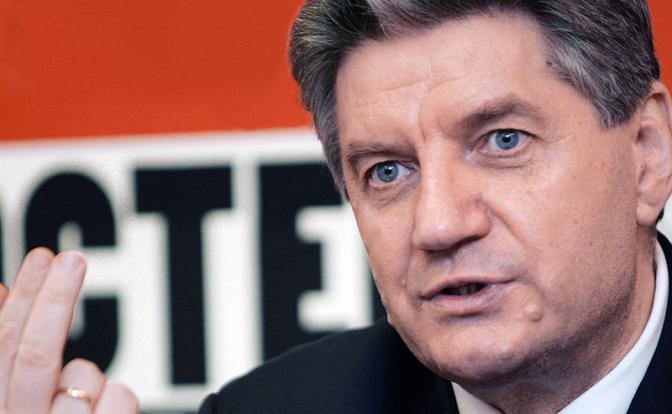 На фото: политический деятель Виктор Алкснис (Фото: Василий Смирнов/ТАСС)
