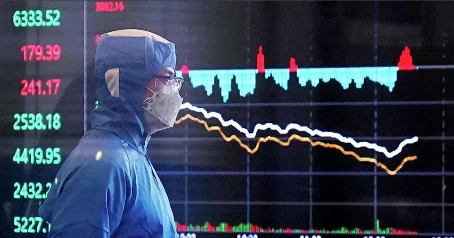 Подобного развития событий в мировой экономике не ожидали даже пессимисты.