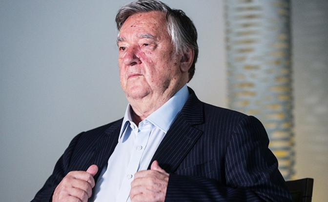 На фото: политолог, писатель Александр Проханов (Фото: Владимир Смирнов/ТАСС)