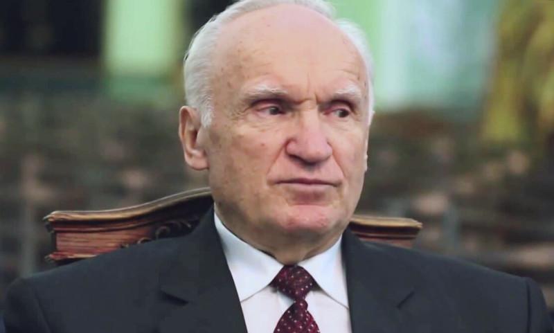 Алексей Ильич Осипов — заслуженный профессор Московской духовной академии, доктор богословия, педагог, публицист, писатель, проповедник.