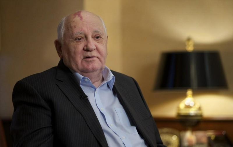 Михаилу Сергеевичу 90. Фото: sputniknews.com