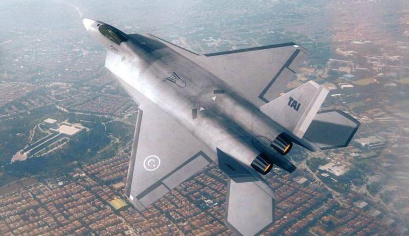 Турецкий проект TF-X