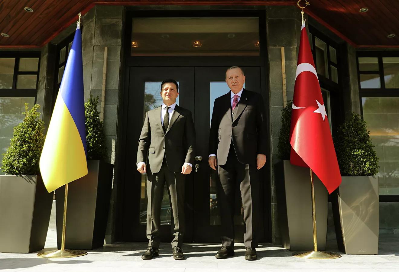 © REUTERS / Murat Cetinmuhurdar/PPO