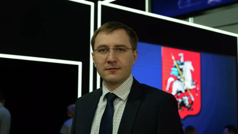 Леонид Кострома  © Департамент инвестиционной и промышленной политики Москвы