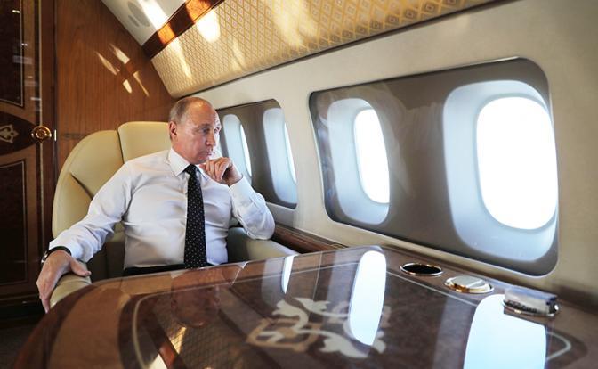 На фото: президент России Владимир Путин (Фото: Михаил Климентьев/ТАСС)