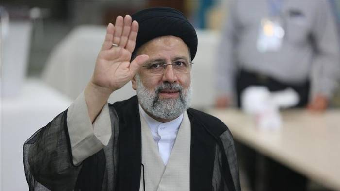 Новый президент Ирана Ибрагим Раиси
