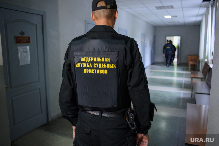 Сотрудник ФССП совершил суицид в здании суда   Фото: Владимир Жабриков © URA.RU