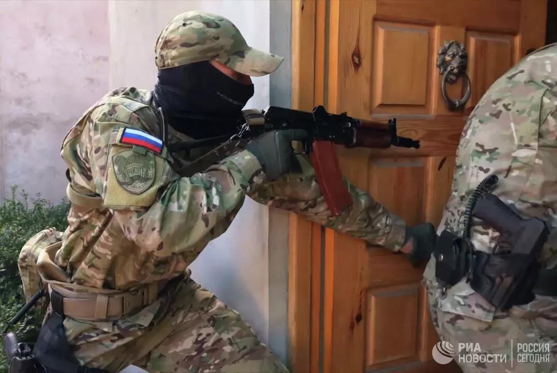 © РИА Новости / ФСБ РФ