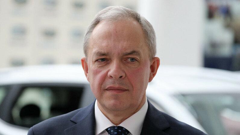 Нынешний глава администрации президента Белоруссии Игорь Сергеенко