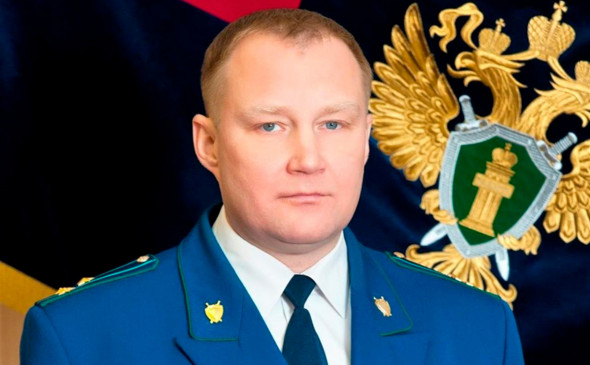 Вадим Федорин (Фото: Администрация городского округа Сызрань)