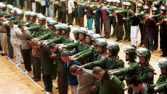 Фото: китайские СМИ
