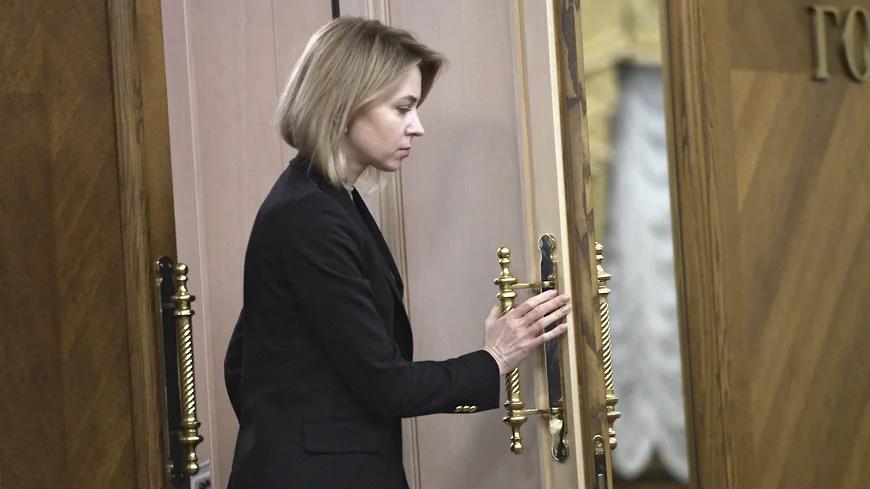 Наталья Поклонская   Фото: Глеб Щелкунов, Коммерсантъ