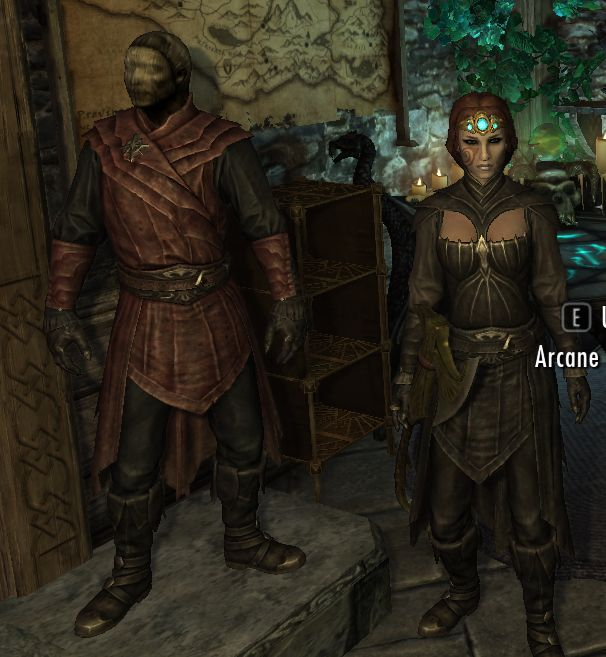 Vampire armor