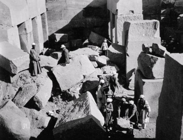 Взгляд в прошлое: Раскопки в Осирионе