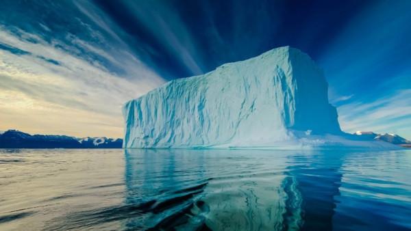 Антарктида. 4К видео с воздуха (360°)