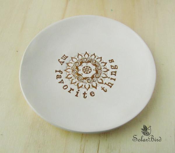 solar bird тарелка для украшений