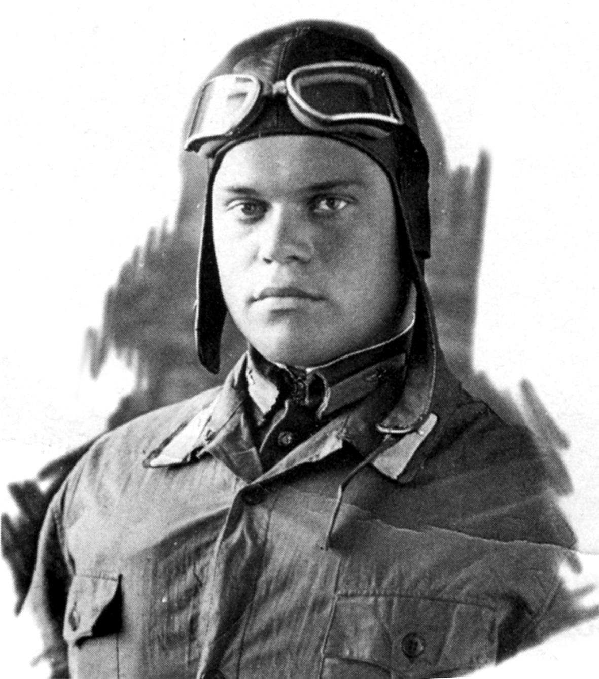 Летчик Воробьев