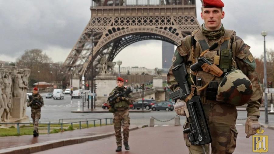 Франция, как фланговый потенциал НАТО в войне с Россией