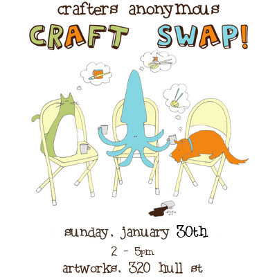 RVA Craft Swap