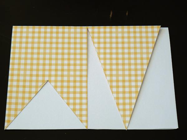 Флажки на день рождения шаблоны из бумаги 13