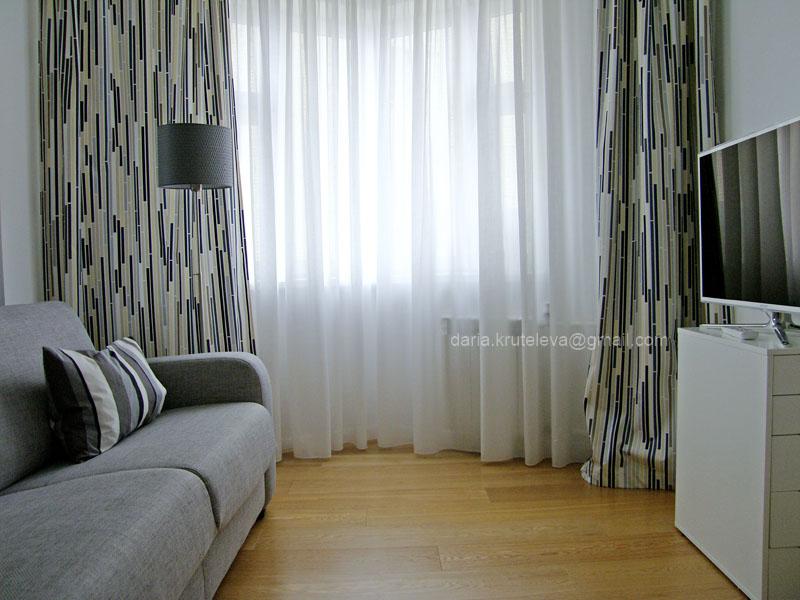 Комната с эркером