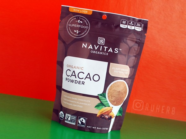 Органический какао порошок №1