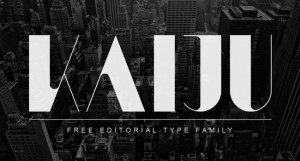 kaiju-font