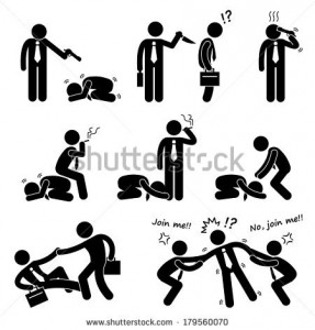stock-vector-business-bullying-backstab-competition-stick-figure-pictogram-icon-179560070