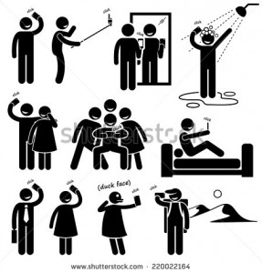 stock-vector-selfie-stick-figure-pictogram-icons-220022164