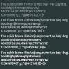 Fira-Sans-Firefox-Font-Sample