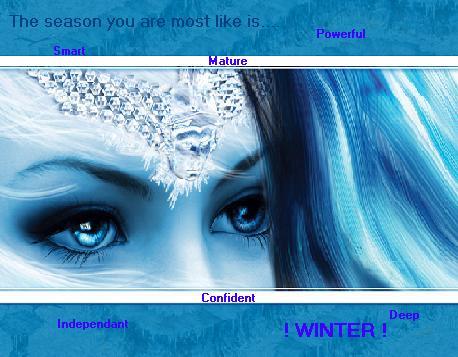 Season = Winter