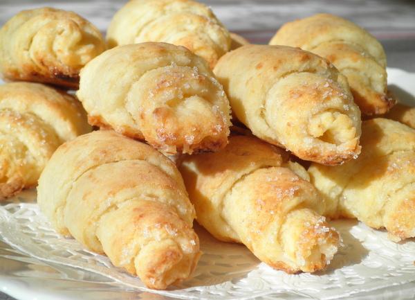 Печенье рогалики рецепты 80
