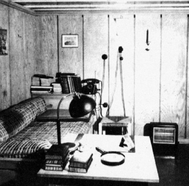 комната Гитлера в Бункере