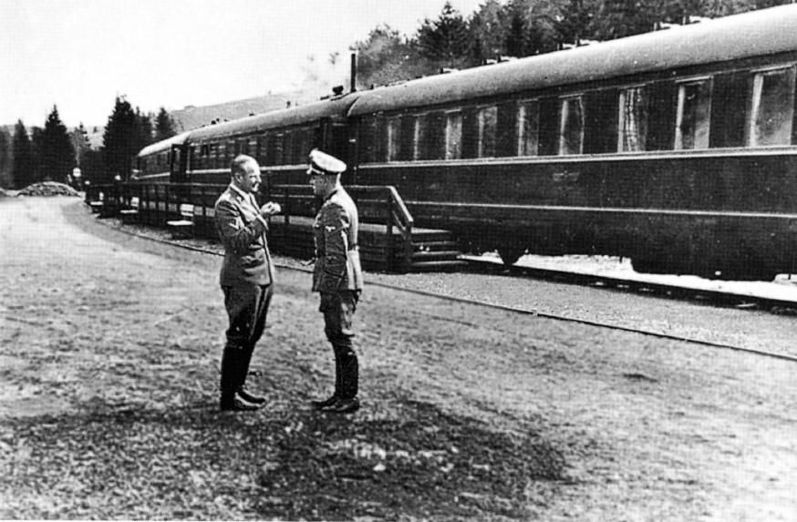 поезд Гитлера