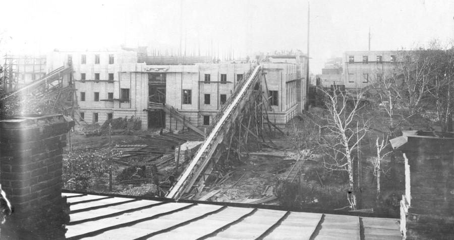 Дворец культуры в период  1936г copy