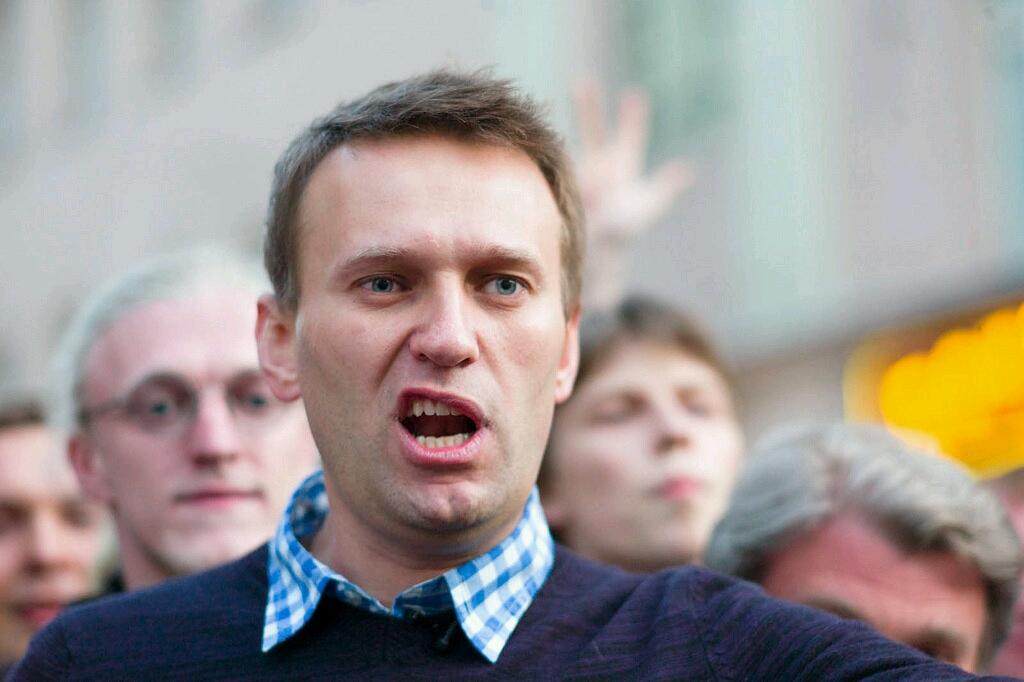 Навальный в День народного единства устроил себе мини-каникулы в Прибалтике