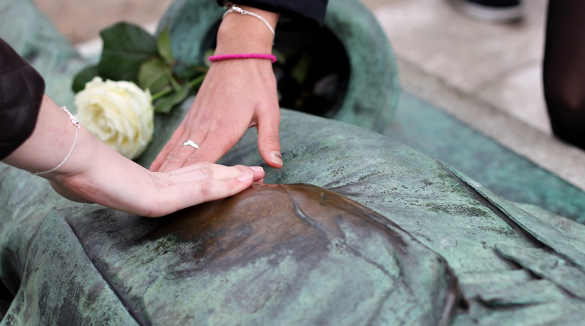 Виктор Нуар. Кладбище Пер-Лашез. Поробная карта с координатами