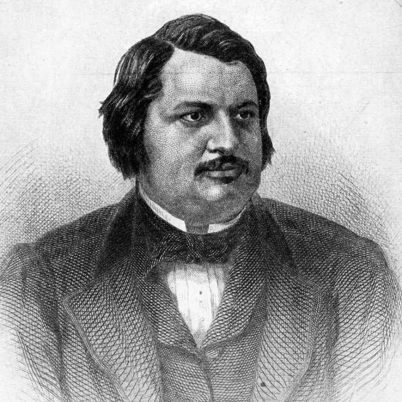Онре де Бальзак