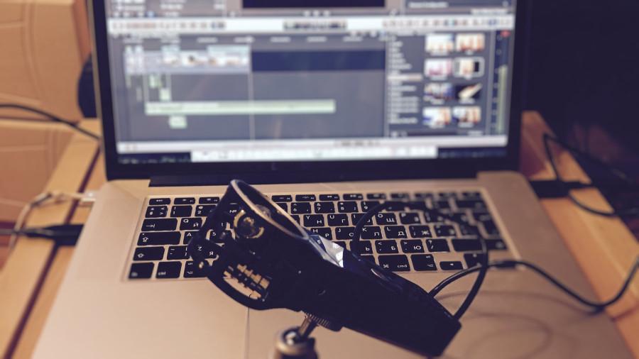 Звук: Микрофоны для видеоблога с AliExpress