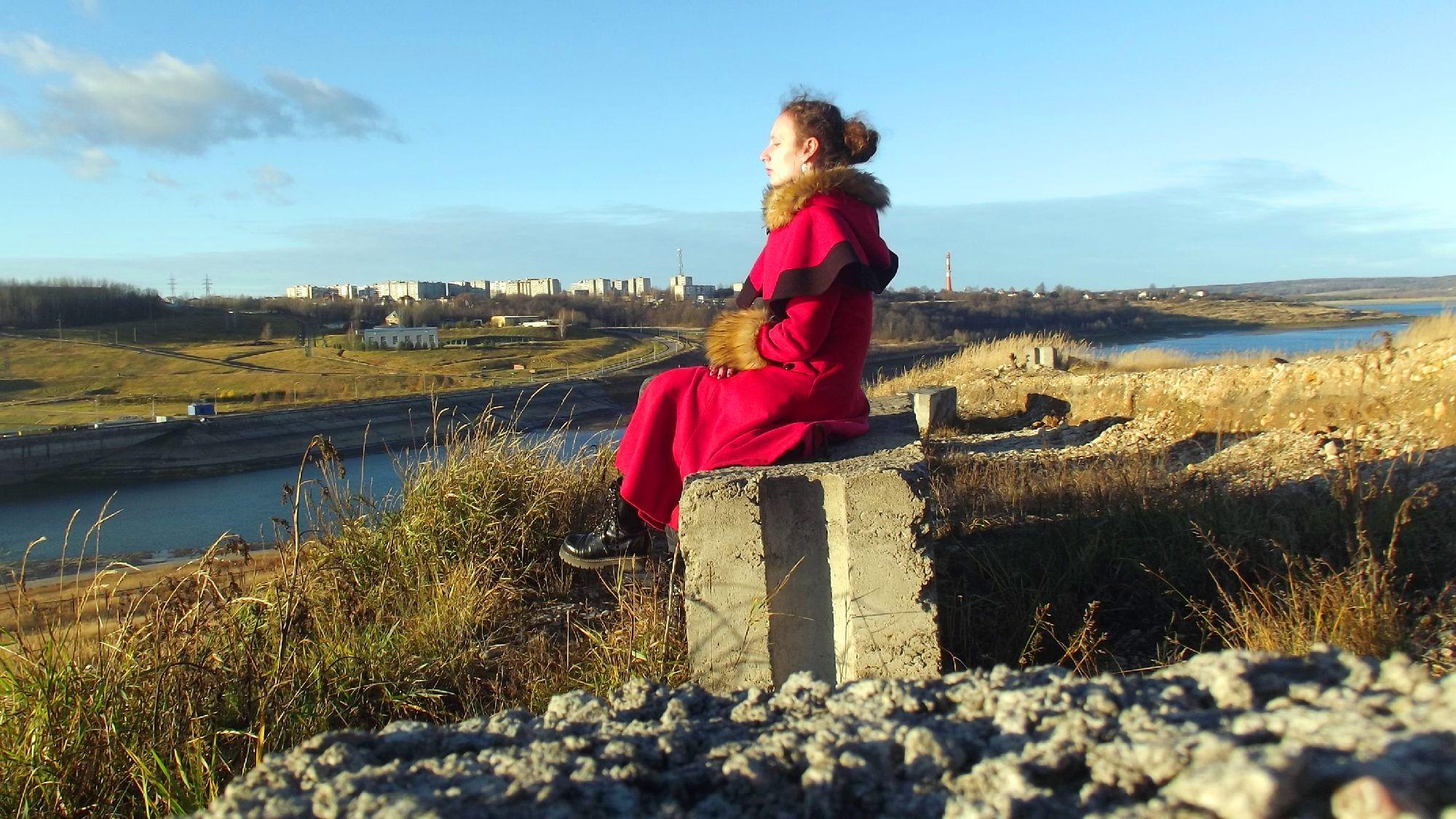 Виды Загорской ГАЭС. Фото: SoLutova