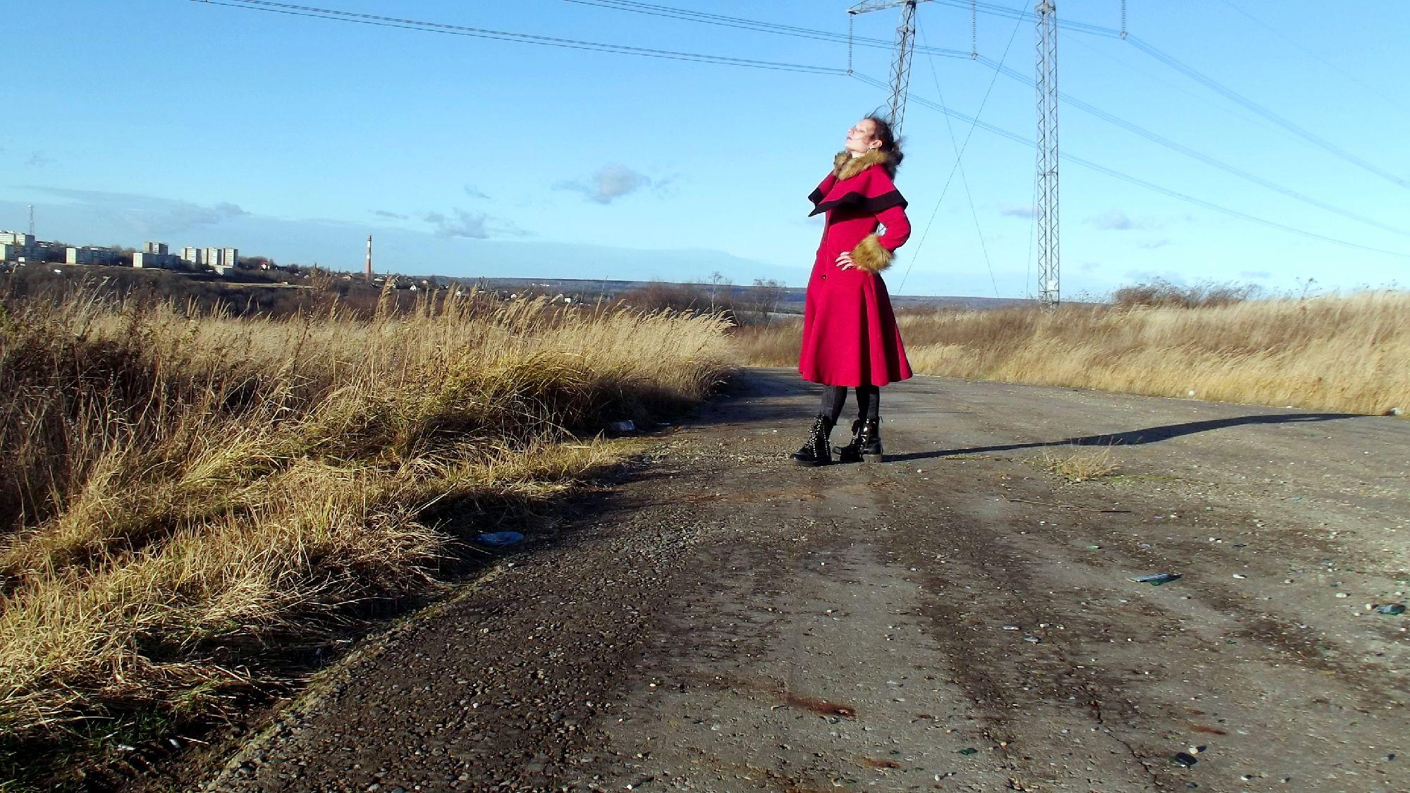 Ветер свободы в лицо. Фото: SoLutova