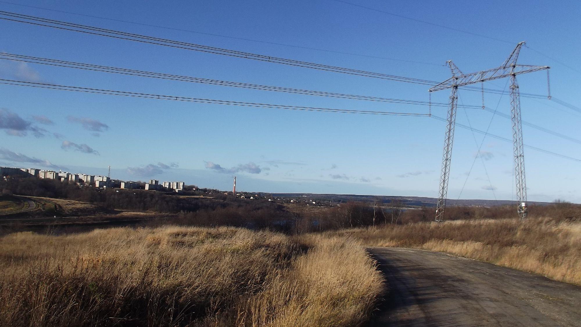 В окрестностях ГАЭС. Фото: SoLutova