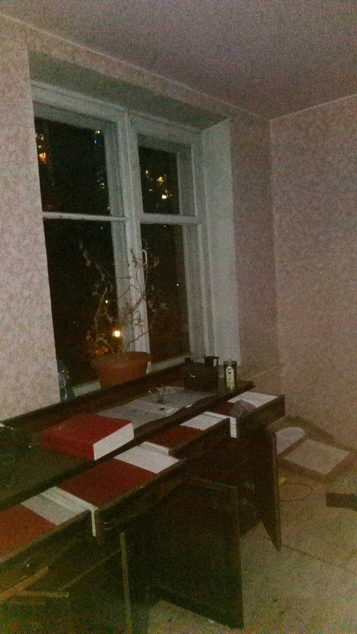 Квартира в московской хрущёвке, выселенная по программе реновации. Фото: SoLutova