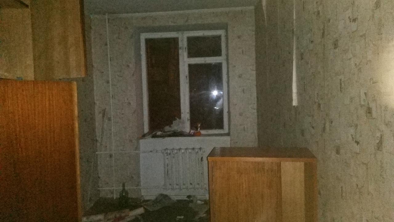 Комната в выселенной по программе реновации хрущёвке. Фото: SoLutova